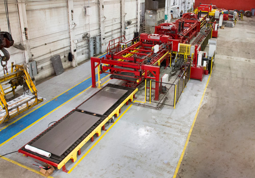 Alliance Steel Receives Score Award for New Development
