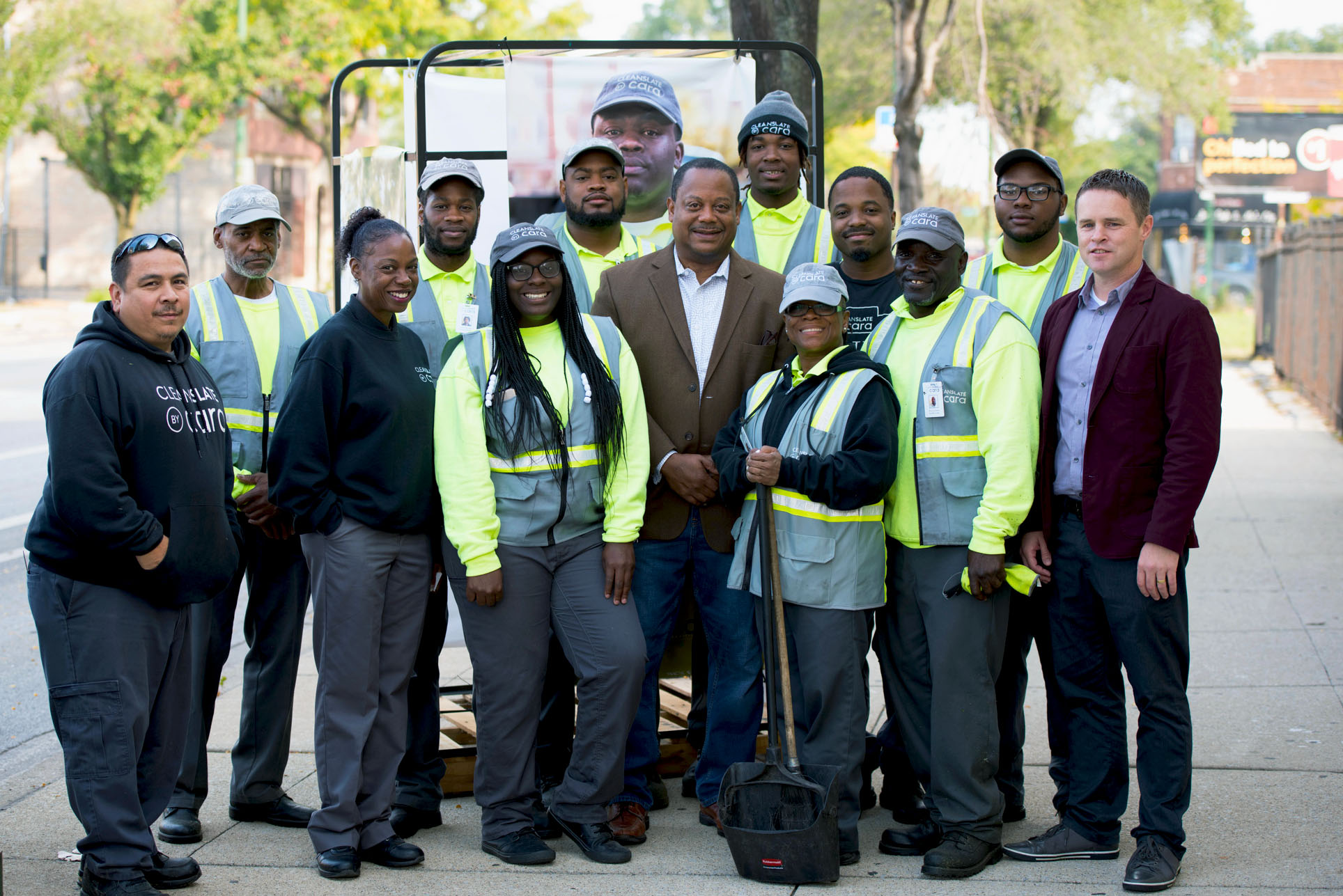 Supported by SCORE JOBS fund Cleanslate expands services to 6th Ward